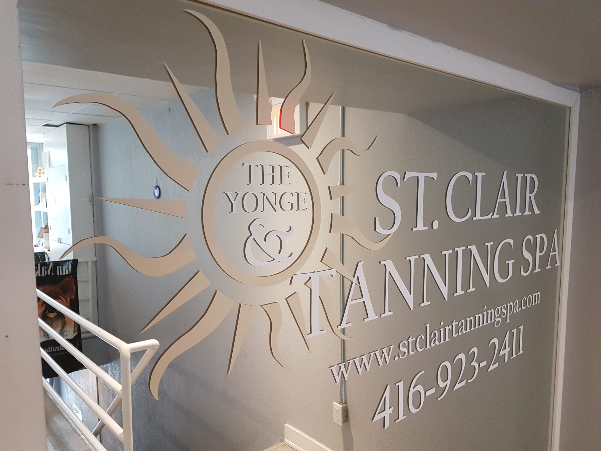 The Yonge & St.Clair Tanning Spa